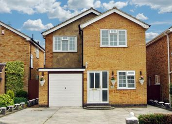 Thumbnail 4 bed detached house for sale in Coleman Road, Fleckney, Leicester