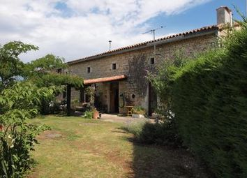 Thumbnail 4 bed property for sale in St-Saviol, Vienne, France
