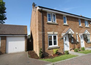 Thumbnail 4 bedroom end terrace house for sale in Carew Gardens, Honicknowle