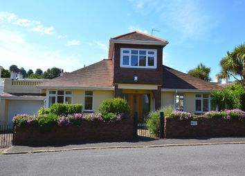 Thumbnail 4 bed detached house for sale in Wellswood Avenue, Torquay, Torquay