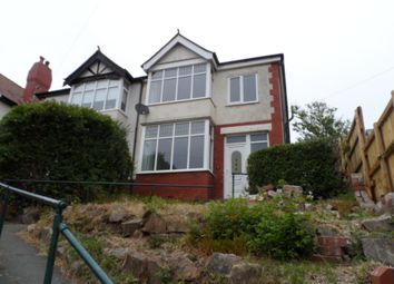 Thumbnail 4 bed semi-detached house to rent in Madison Avenue, Blackpool