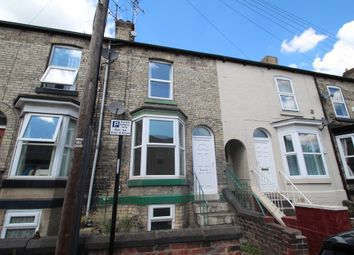 Thumbnail 3 bed terraced house to rent in Broughton Road, Sheffield, South Yorkshire, 2
