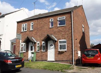 Thumbnail 2 bed semi-detached house for sale in Chestnut Road, Glenfield, Leicester