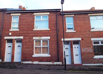 Thumbnail 3 bed flat for sale in Barrasford Street, East Howdon, Wallsend