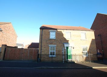 Thumbnail 3 bed detached house for sale in Sharperton Drive, Gosforth, Newcastle Upon Tyne