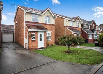 Thumbnail 3 bed detached house for sale in Dove Close, Bedworth, Warwickshire, West Midlands