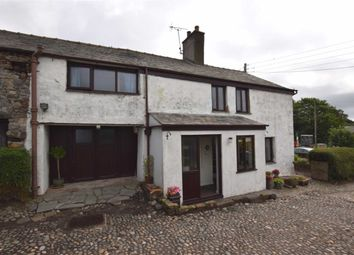 Thumbnail 3 bed cottage for sale in Leece, Ulverston