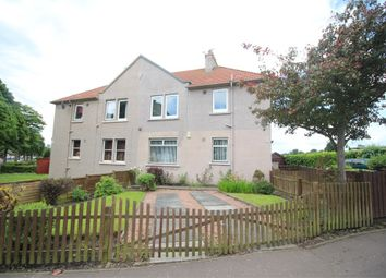 Thumbnail 2 bed flat for sale in Overton Road, Kirkcaldy, Fife