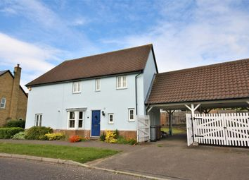 Thumbnail 2 bedroom semi-detached house for sale in Kingsford Drive, Springfield, Chelmsford