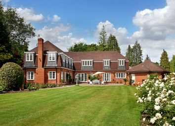 Thumbnail 5 bedroom detached house for sale in Titlarks Hill Road, Sunningdale