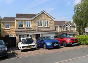 5 bed detached house for sale in Hurst Close, Shirebrook Park, Glossop SK13