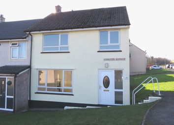 Thumbnail 3 bed end terrace house for sale in Chaucer Avenue, Egremont, Cumbria