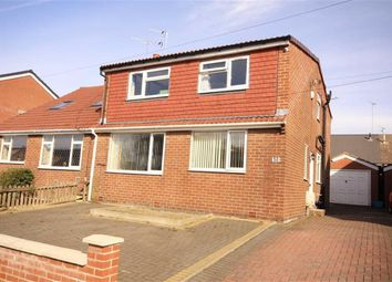 Thumbnail 4 bed semi-detached house for sale in Marland Hill Road, Rochdale