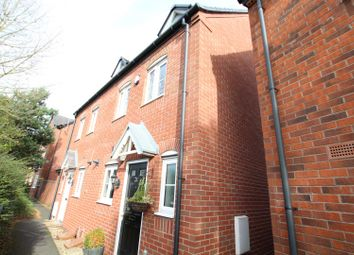 Thumbnail 3 bed town house for sale in Dee Close, Hilton, Derby
