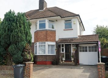 Thumbnail 4 bed semi-detached house for sale in Meadow Walk, Maidstone