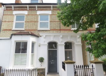 Thumbnail 3 bed flat to rent in Derwent Grove, East Dulwich