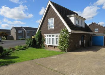 Thumbnail 3 bed detached house for sale in Panton Close, Deeping St. James, Peterborough