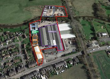 Thumbnail Warehouse for sale in Albion Park, Warrington Road, Glazebury, Warrington