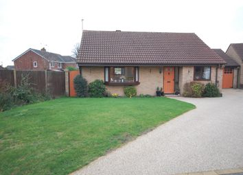 Thumbnail 4 bed detached bungalow for sale in Oakdale Close, Snaith, Goole