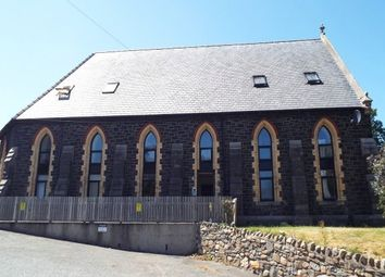 Thumbnail 1 bedroom flat to rent in United Reformed Church, Penmaenmawr