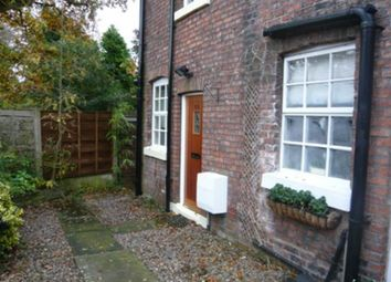 Thumbnail 2 bed cottage to rent in Station Road, Cheadle Hulme Cheadle, Cheshire