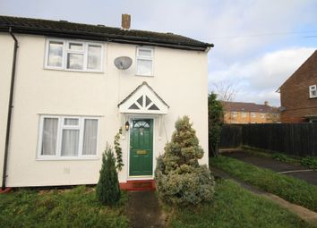 Thumbnail 2 bed end terrace house for sale in Comet Close, Lyneham, Chippenham, Wiltshire