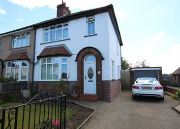Thumbnail 3 bed semi-detached house for sale in 19 Embleton Road, Carlisle, Cumbria