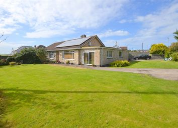 Thumbnail 5 bedroom detached bungalow for sale in Perranwell Road, Goonhavern, Truro