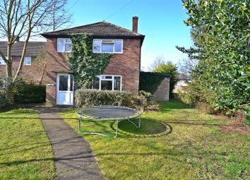 Thumbnail 3 bedroom detached house for sale in Izaak Walton Way, Cambridge
