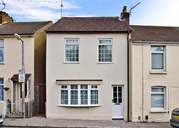 Thumbnail 2 bedroom end terrace house for sale in Wyles Street, Gillingham, Kent