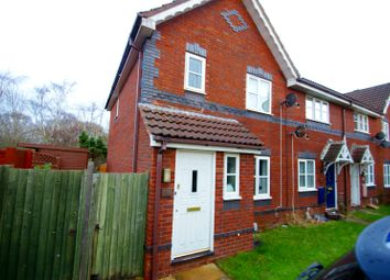 Thumbnail 3 bed semi-detached house to rent in Cressfield Drive, Pontprennau, Cardiff