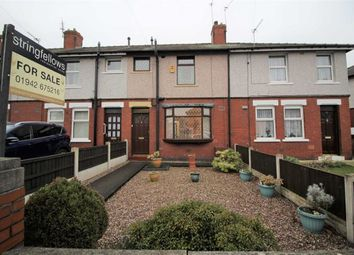 Thumbnail 3 bed terraced house for sale in Bow Road, Leigh