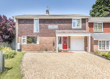 Thumbnail 3 bed semi-detached house to rent in Grayshott Close, Winchester