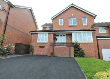 Thumbnail 4 bed detached house for sale in Charlton Hill Rise, Chapeltown, Sheffield