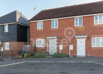Thumbnail 3 bed semi-detached house for sale in Aspen Drive, Minster On Sea, Sheerness