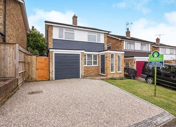 Thumbnail 3 bed detached house for sale in Henwoods Crescent, Pembury, Tunbridge Wells