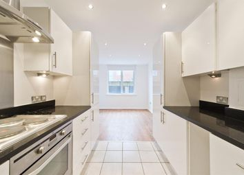Thumbnail 3 bed flat to rent in Manor Road, London
