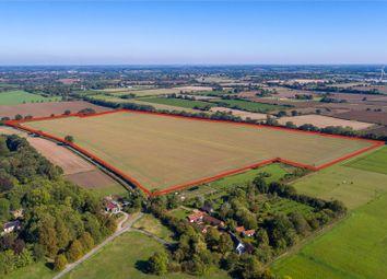 Thumbnail Land for sale in Land At Thrandeston Road, Mellis, Eye, Suffolk