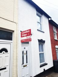 Thumbnail 3 bed terraced house to rent in Dumfries Street, Luton