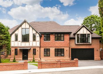 Thumbnail 5 bedroom detached house for sale in New Build Oakwood House, Mount Close