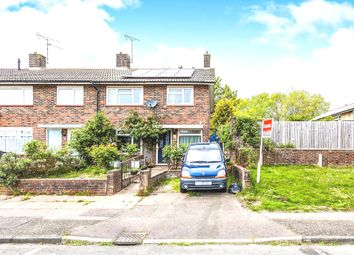 3 bed end terrace house for sale in Dickens Road, Crawley RH10