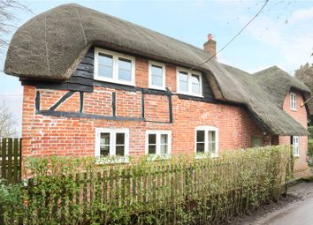 Thumbnail 4 bedroom detached house for sale in West Grafton, Marlborough, Wiltshire