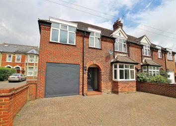 Thumbnail 4 bed semi-detached house to rent in High Street, Knaphill, Woking