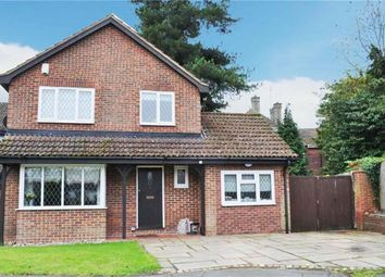 Thumbnail 4 bed detached house for sale in 217 London Road, Dunton Green, Sevenoaks, Kent