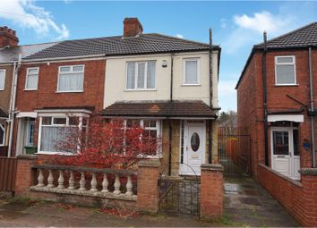 Thumbnail 3 bed semi-detached house for sale in Marcus Street, Grimsby