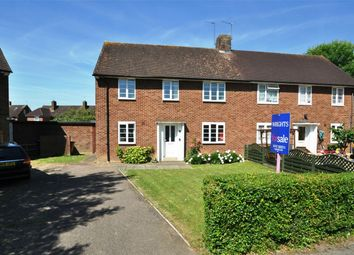 Thumbnail 4 bedroom semi-detached house for sale in Raymonds Close, Welwyn Garden City, Hertfordshire