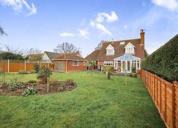 Thumbnail 3 bed bungalow for sale in Wretham, Thetford, Norfolk