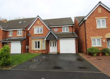 Thumbnail 4 bed detached house for sale in Annand Way, Newton Aycliffe