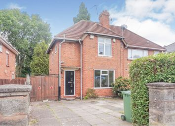 Thumbnail 3 bed semi-detached house for sale in Stanley Street, Bloxwich, Walsall