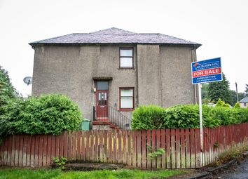 Thumbnail 3 bed flat for sale in Glebe Street, Denny